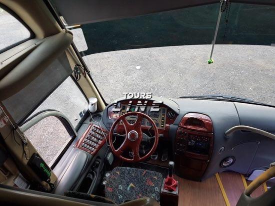 autobuses en renta de lujo