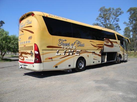 renta de autobuses de lujo