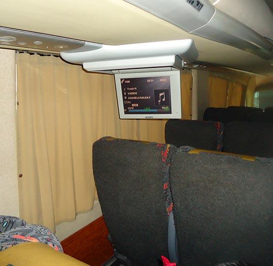 autobus de super lujo economico