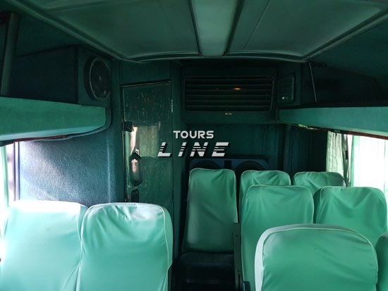 autobus turistico ejecutivo