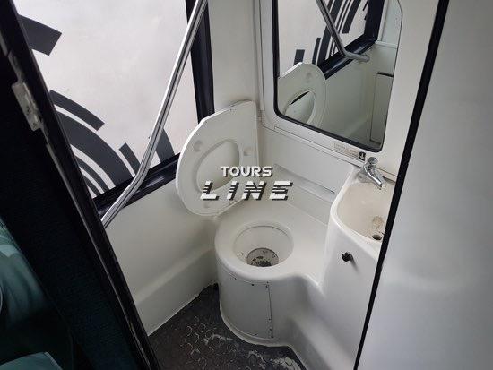 autobuses turisticos en renta ejecutivos