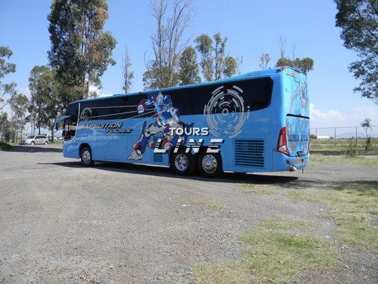 autobuses turisticos ejecutivos