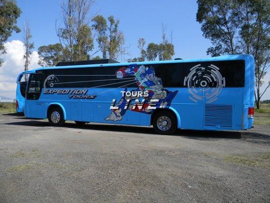 autobus de ejecutivos