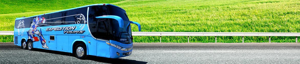 Renta de autobus ejecutivo 51 plazas