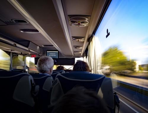 Consejos para disfrutar de los viajes en autobús